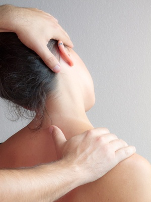 Physiotherapie Hals-Nacken