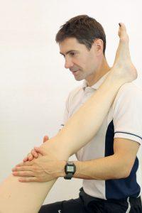 Physiotherapie Dehnen