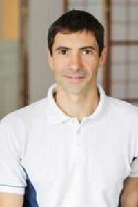 Physiotherapeut Rene Rogler