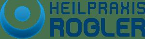 Logo gross Heilpraxis Rogler Schrift