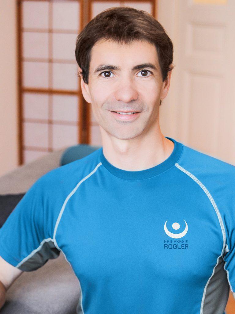 Heilpraktiker, Osteopath. Physiotherapeut Rene Rogler