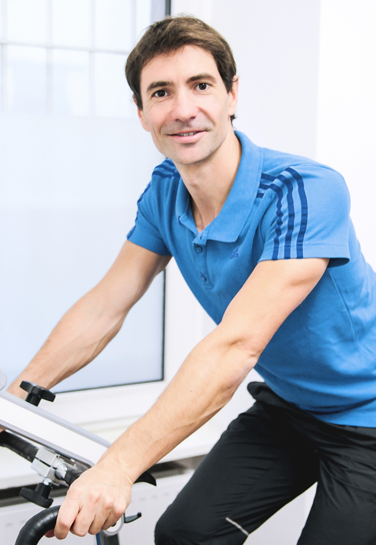 Osteopath Rene Rogler