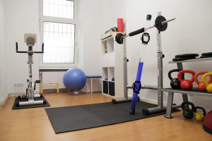Fitnessraum Physio