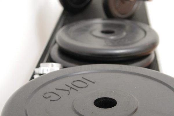 Fitnesstraining Gewichte