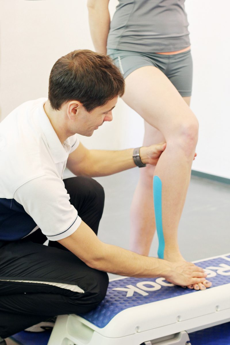 Rehabilitation Physiotherapie